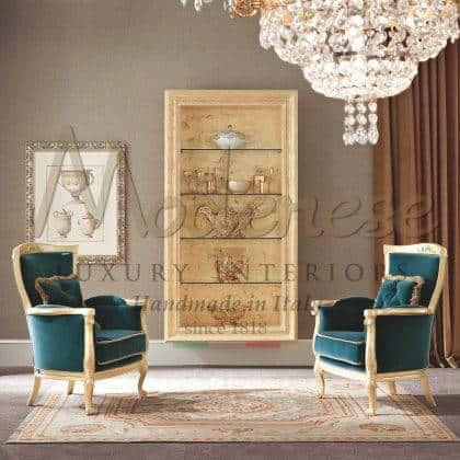 fait à la main de la meilleure qualité armoire en ivoire de luxe en bois massif avec des finitions élégantes meubles en bois massif sur mesure haut de gamme italien style baroque traditionnel maison de luxe décor intérieur artisanal haut de gamme détails de fabrication artisanale décoration de la maison élégante projet de palais majestueux