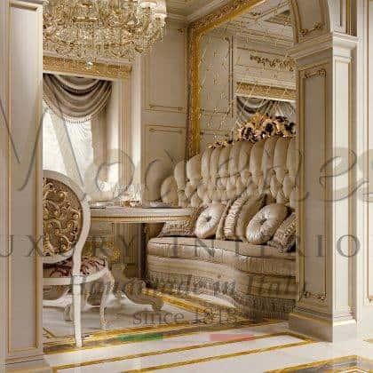 Элитная мебель полностью на заказ проектировка любой мебели от итальянских дизайнеров роскошная кухня сделано в ручную по проекту полная кастомизация деталей золотые детали декор интерьера роскошный классический стиль кухня рояль из массива дерева эксклюзив люкс классика барокко