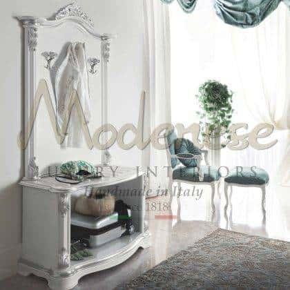 Эксклюзивная итальянская мебель ручной работы деревянные шкафы для посуды витрины роскошные инкрустированные комоды мебель премиум класса в классическом стиле дизайн интерьера итальянская классика высокого качества мебель из италии на заказ