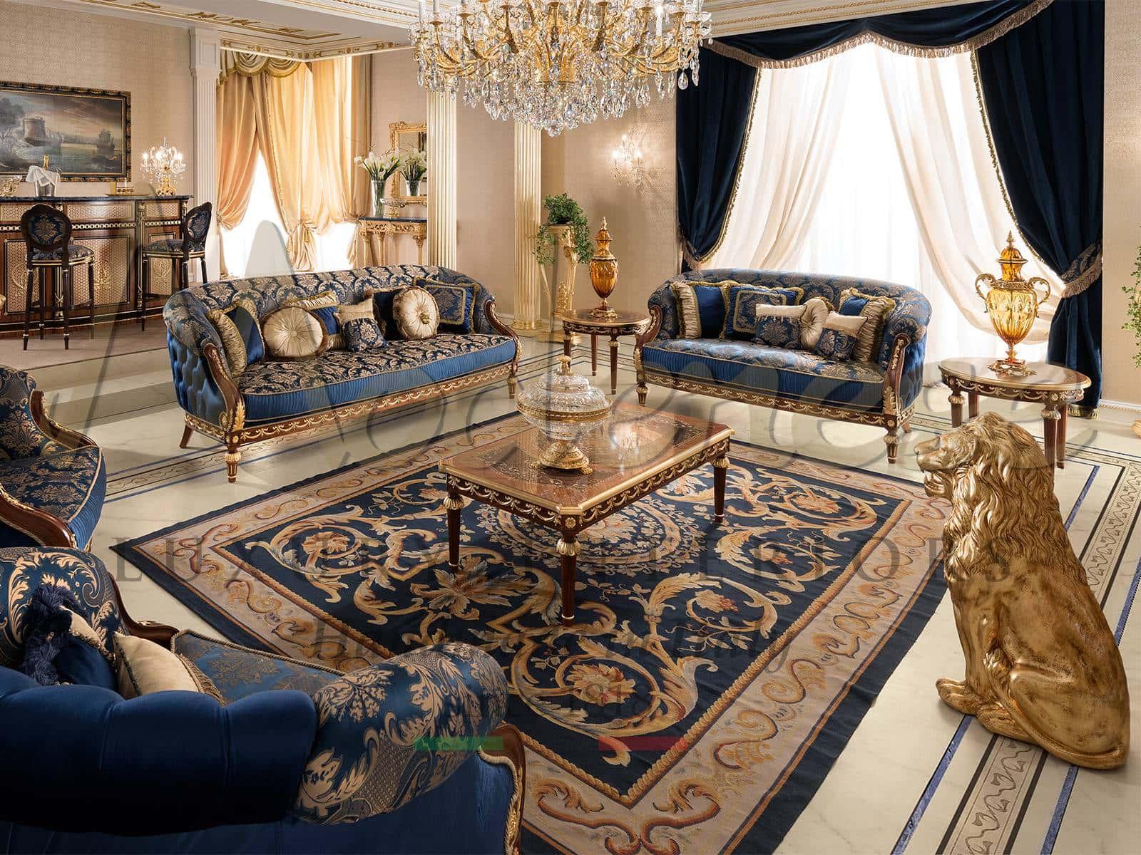 Люксовые элегантные элементы декора классический итальянский стиль на заказ проект дизайн интерьера