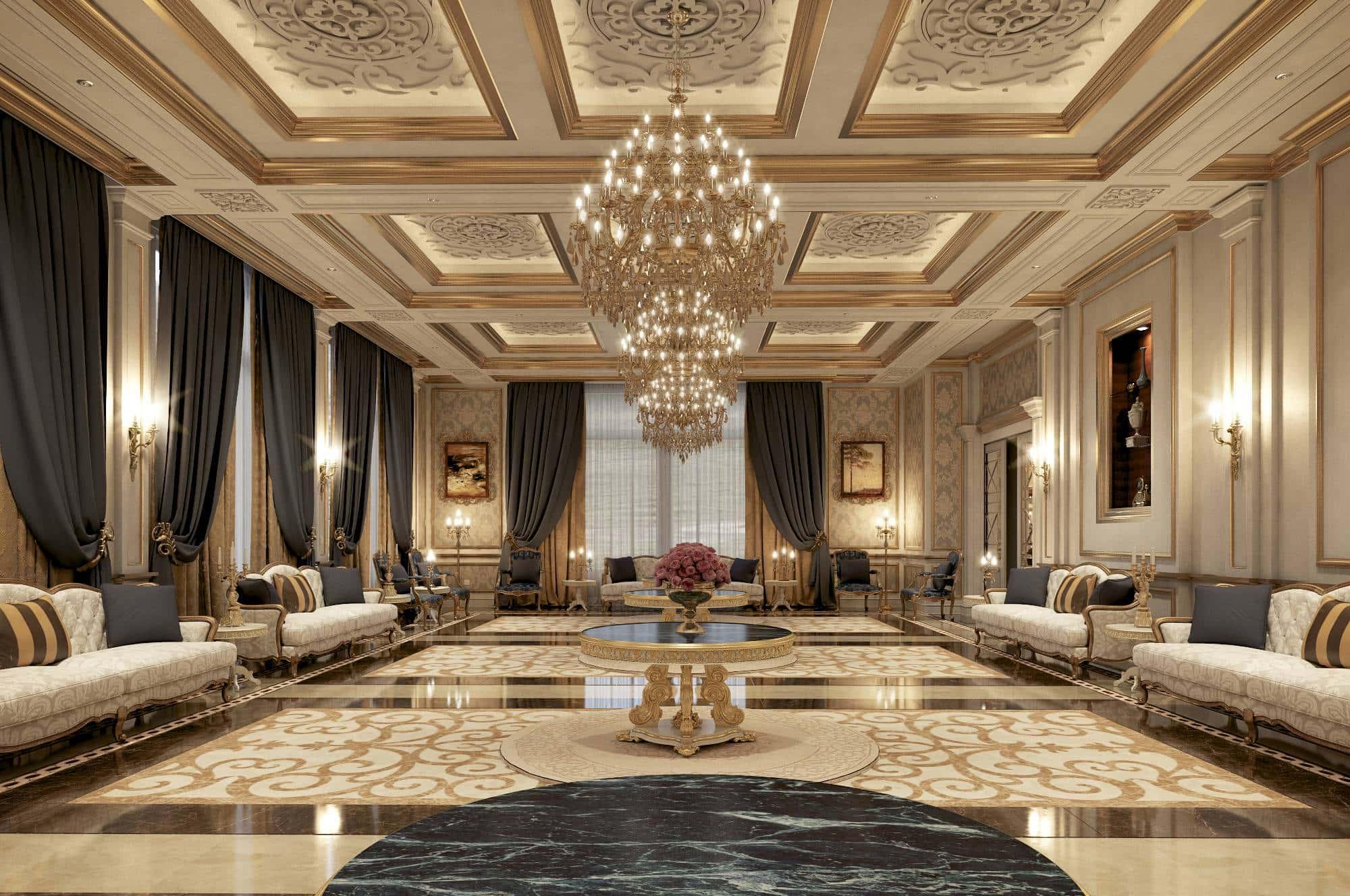 роскошный элегантный уникальный топовый дизайн интерьеров в классическом стиле итальянский дизайн итальянское качество премиум класса элитные интерьера роскошь золото массив дерева ручная резьба качественная мебель