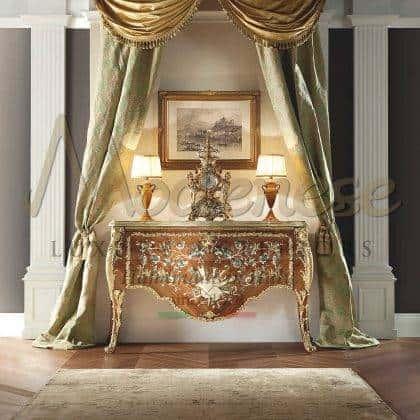 Инкрустированный роскошный уникальный комод инкрустация жемчугом драгоценные камни эксклюзивный комод роскошная мебель на заказ классический дизайн искусства инкрустации мебель из золота и жемчуга вип клиенты