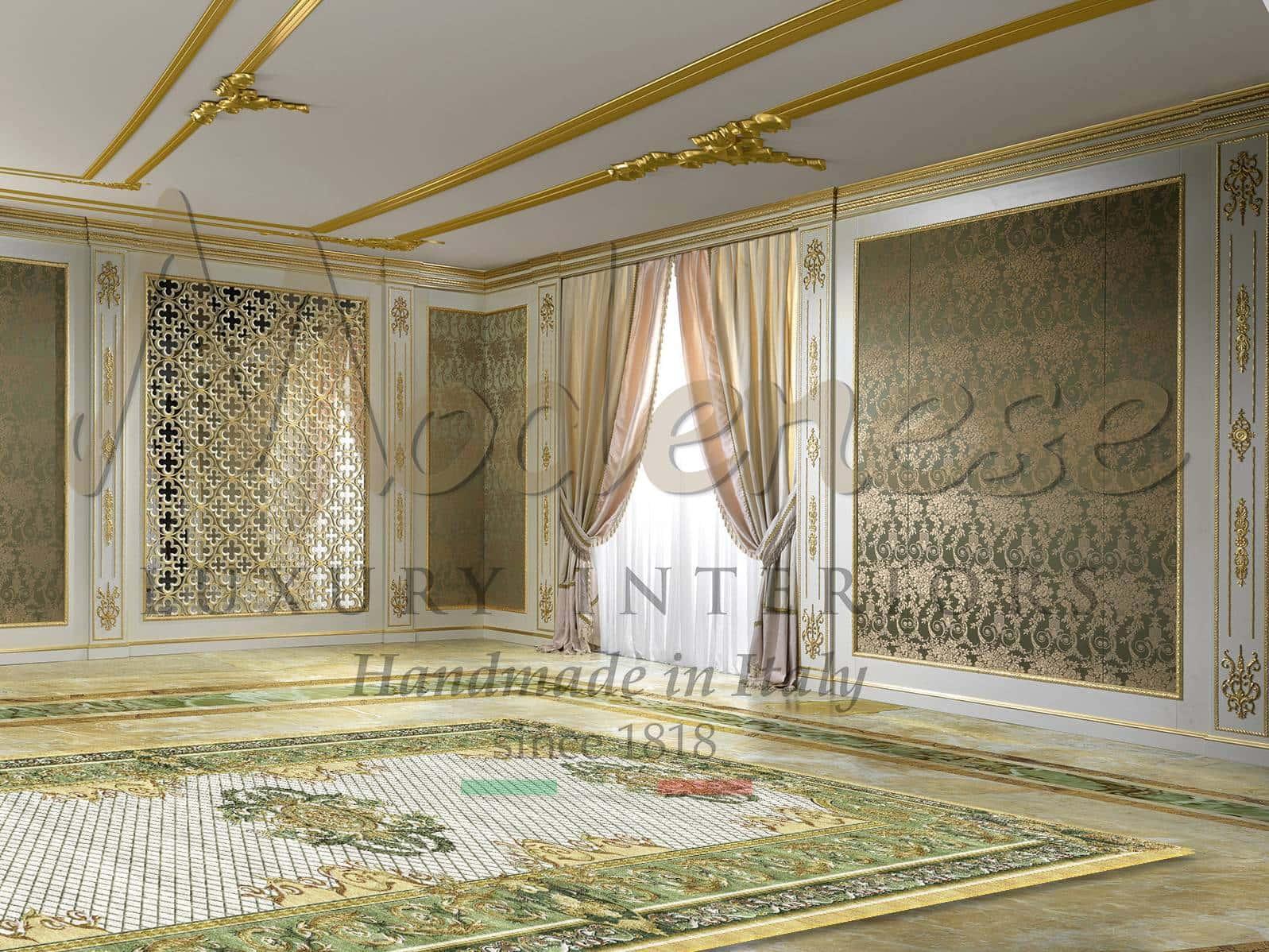 Элегантный роскошный стиль аксессуары элементы декора дорогие камни и украшения на заказ из Италии