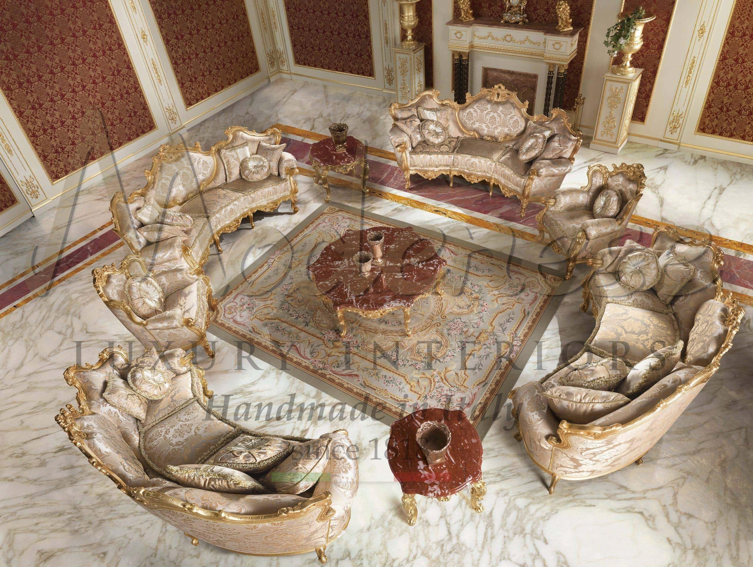 Проектировка пространства в классическом итальянском стиле люксовые элементы декора