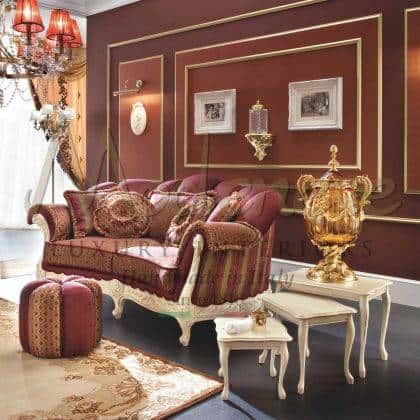 table basse de luxe en ivoire élégante table basse faite à la main meubles exclusifs de style empire haut de gamme production d'intérieurs artisanaux de qualité supérieure table basse majestueuse plateau raffiné production de meubles exclusifs en bois meilleur bois massif fabriqué en Italie fabriqué