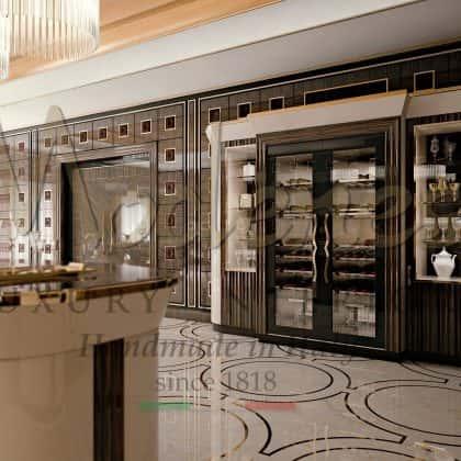 Роскошная элегантная эксклюзивная классическая кухня из массива дерева от производителя итальянской мебели премиального класса в классическом стиле ручной работы резьба по дереву высококачественные материалы