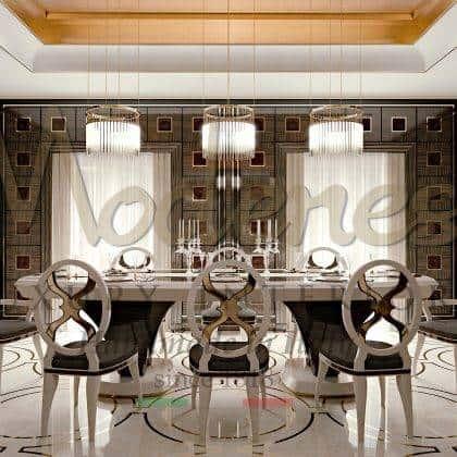 Классическая деревянная кухня итальянское производство мебели премиум класса роскошный дизайн элегантная мебель ручной работы на заказ дизайн проектировка в классическом итальянском уникальном стиле