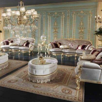classic sitting room furniture